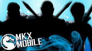 КОМАНДА ИЗ САМЫХ СИЛЬНЫХ ПЕРСОНАЖЕЙ в Mortal Kombat X Mobile