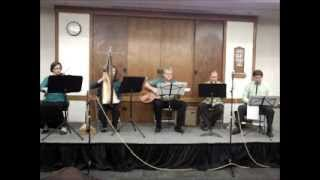 Southwind Celtic Ensemble live on St. Patrick's Day 2014 at BYU-Haw...