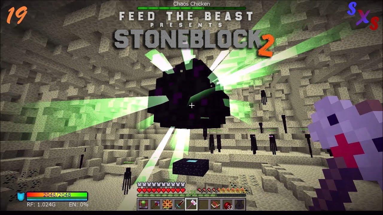 StoneBlock 2 - Ep 19 - The End!