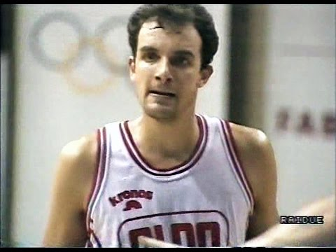 A1 1988/'89 Alno Fabriano - Cantine Riunite Reggio Emilia 83-81