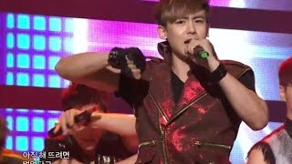 2PM - HANDS UP, 투피엠 - 핸즈 업, Music Core 20110723