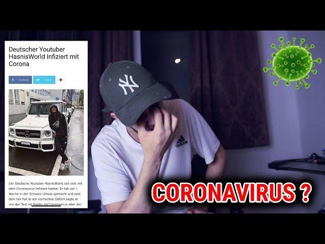 Hater wünschen mir Corona? 😱🦠