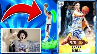 *NEW* DIAMOND LONZO BALL IS UNGUARDABLE! BEST BUDGET CARD YOU CAN BUY! NBA 2K20 MYTEAM