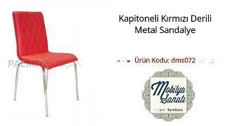 Monoblok Sandalyeler