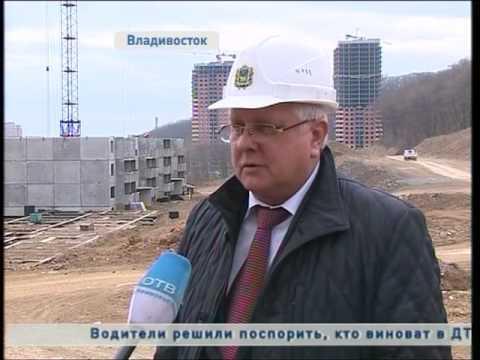 По программе «Жилье для российской семьи» в Снеговой Пади сдадут шесть домов