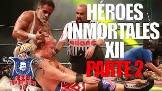 LuchaLibreAAA #Deportes #Lucha Segunda parte de HÉROES INMORTALES X...