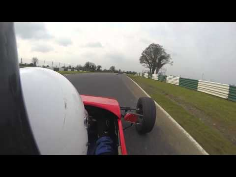 Irish Formula Vee - Mondello Park Round 1 Test - Leastone Racing