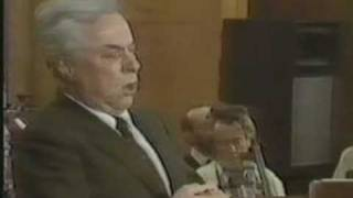 Boris Christoff - Don Carlo - Ella giammai m
