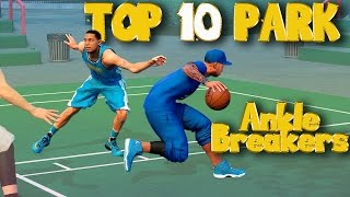 NBA 2K16 TOP 10 Deadliest PARK Crossovers & Ankle Breakers of the Week #2
