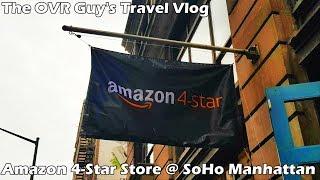 Amazon 4-Star Store @ SoHo Manhattan (New York, USA)