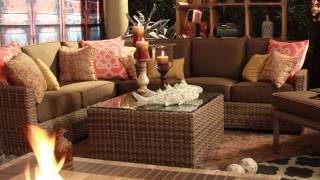 Erwin And Sons Biscayne Fieldstone Patio Furniture Overview