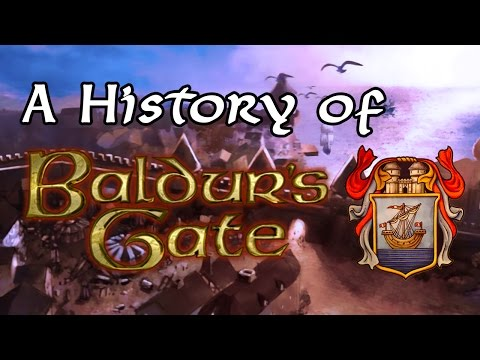 Civilization in the Heartlands - A History of Baldur's Gate - Forgotten Realms Lore