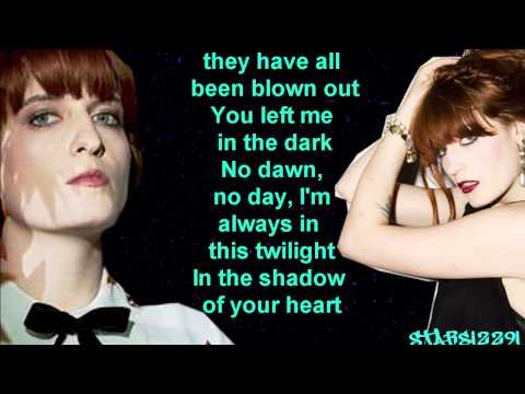 Florence and The Machine Cosmic Love Lyrics HD