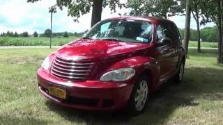 2007 PT Cruiser Touring Review
