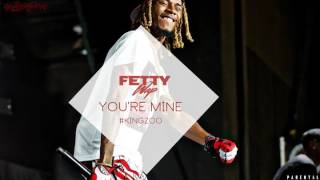 Fetty Wap - Youre Mine (King Zoo Song Snippet)