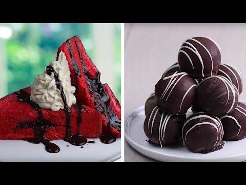 Red Velvet Recipes | Easy Homemade DIY Desserts by So Yummy