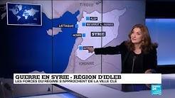Après neuf ans de guerre en Syrie, où en est le conflit ?