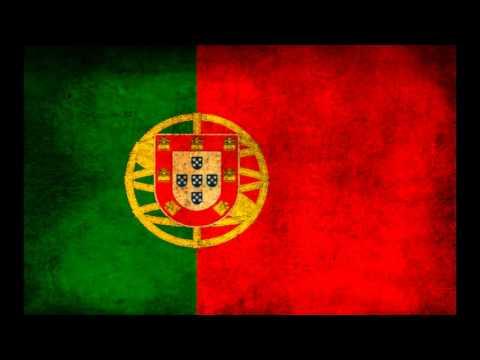 "Hymn Portugali / Portuguese National Anthem ""A Portuguesa"" + TEXT HD"