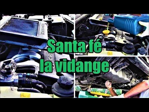 2004 Hyundai Santa Fe 2 7 Delta V6 Automatic Transmissi