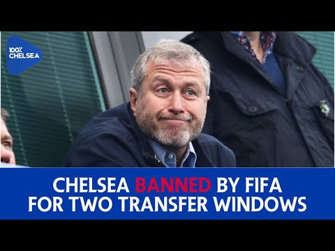 (BREAKING NEWS) CHELSEA BANNED BY FIFA FOR TWO TRANSFER WINDOWS