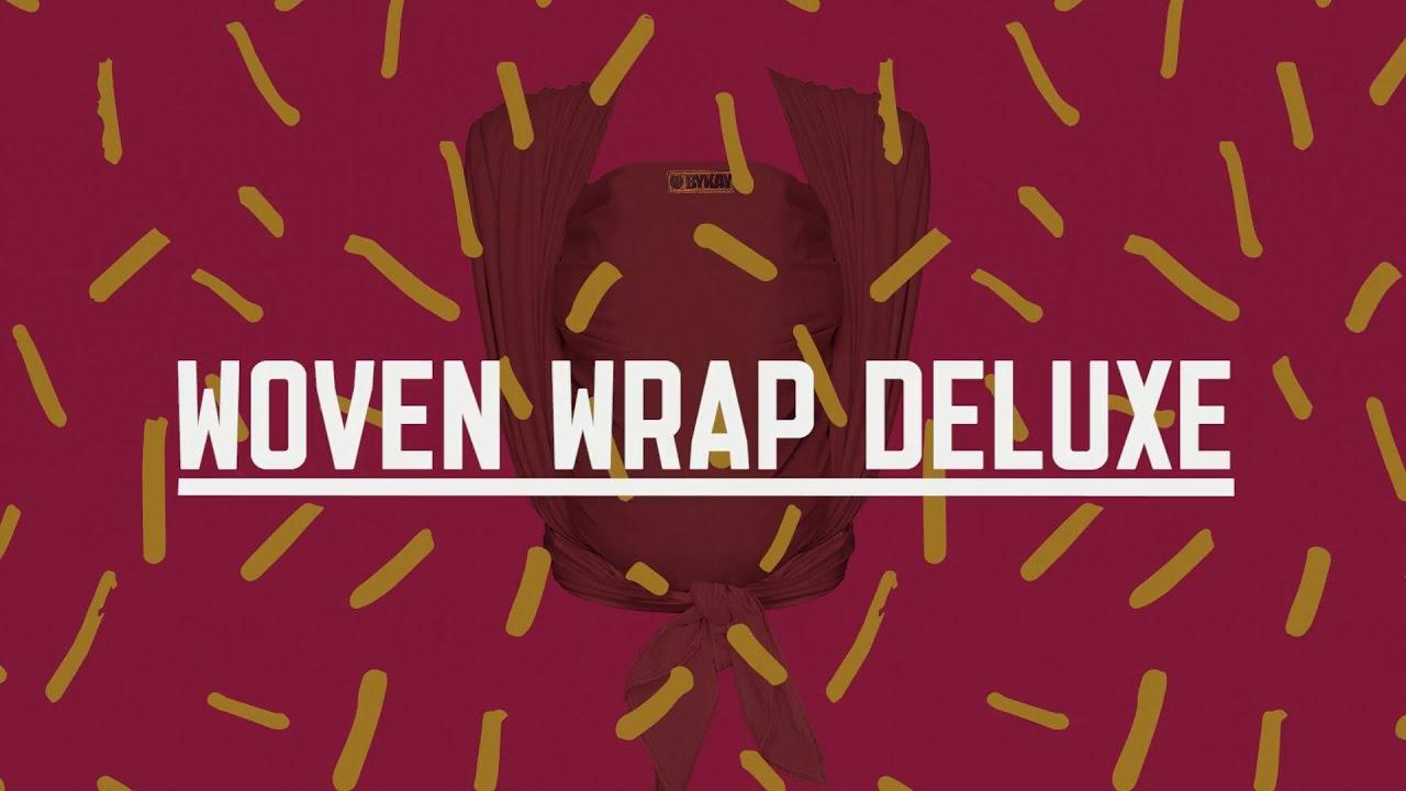 Bykay Instruction Woven Wrap Deluxe Youtube