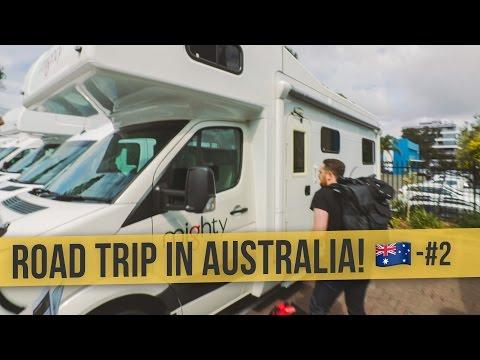 ROAD TRIP AUSTRALIA! | 🇦🇺 Daily Vlog #2