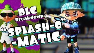 Splash-o-Matic Splatoon Breakdown and Overview Nintendome