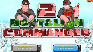 Battalion Commander 2 Walkthrough