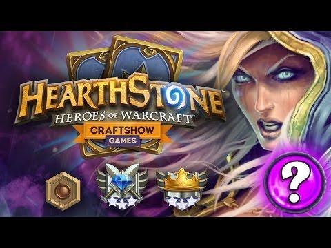 Hearthstone #24: Магические секреты (Три игры, одна колода)