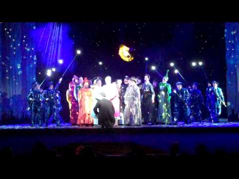 Mary Poppins Broadway Musical