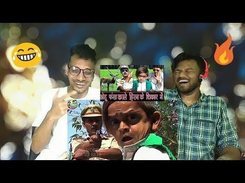 Download Chotu Phasa Kale Hiran Ke Chakkar Mein | Khandesh Comedy | Shafiq Chotu | Chotu & Black buck | RT