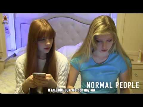 [Vietsub][Vlog] Fan Kpop và Người Bình Thường | Kpop Fan Vs Normal People