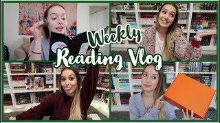 GRWM + THE 3 KINGS 💕 Weekly Reading Vlog Dec. 31 - Jan. 6