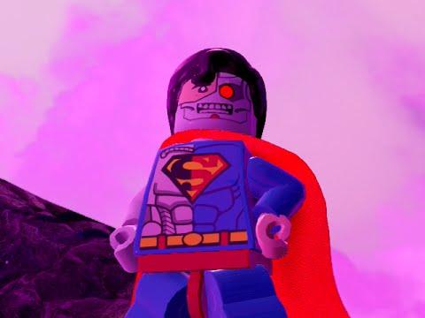 lego batman 3 cyborg superman - photo #10