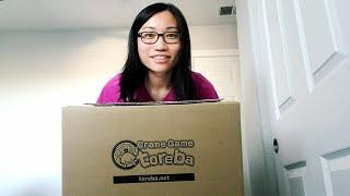 This box is so big! 25th Toreba unboxing