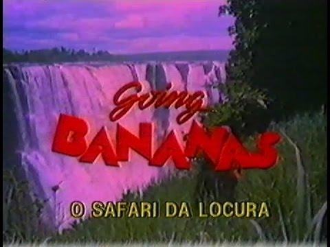 Going Bananas (1987) // O Safari da Loucura // VHS TRAILER