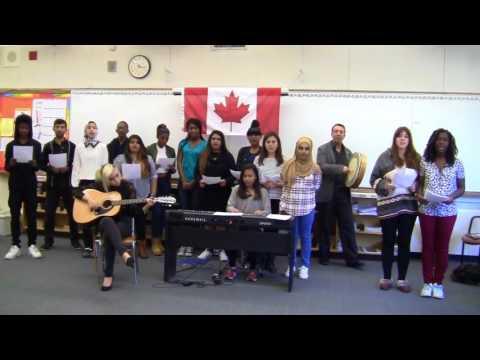 Thistletown C.I. Celebrates Gaeilge 24 in Canada