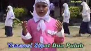 Lagu sumbawa - SIFAT 20