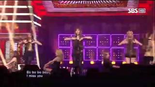 애프터스쿨 [Flashback] @SBS Inkigayo 인기가요 20120722