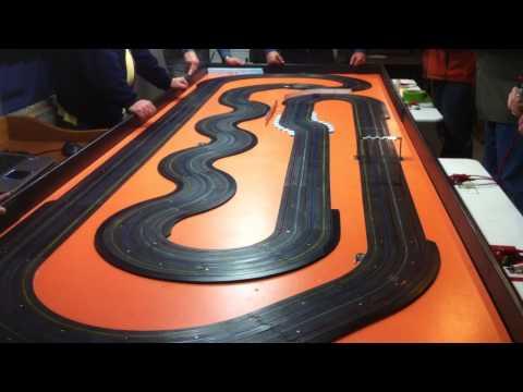 Steelix Airport raceway Hot Rod t-jets
