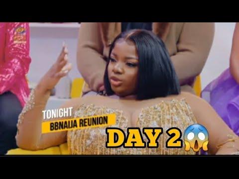 Download BBNAIJA LOCKDOWN REUNION SHOW DAY 2 #Bbbnaija Bbnaija Reunion #BBNAIJA #REUNION Big Brother Lockdown