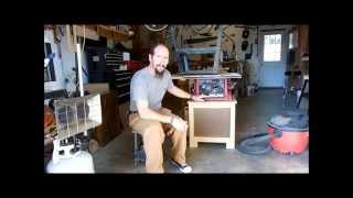 Table  Saw  Cabinet Woodworking