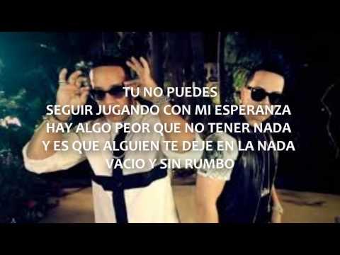 09 Una Respuesta - Daddy Yankee ft. J Alvarez (King Daddy Edition) [LETRA]