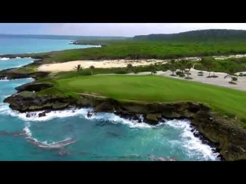 Oceanside Golf in Punta Cana, Dominican Republic