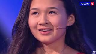 Ученица Инны Каулиной стала чемпионом по скорочтению. 1 канал России