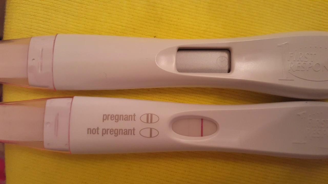 Tubal Reversal Update Live Pregnancy Test 2017 Youtube