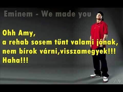 Eminem - We Made You [MAGYARUL]