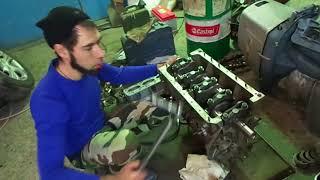 ЗМЗ-402 Ремонт и доработка двигателя.