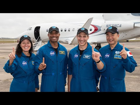 The Next Space Station Crew Launching From America on This Week @NASA – November 13, 2020