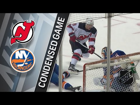 01/16/18 Condensed Game: Devils at Islanders